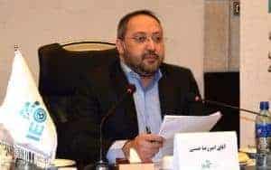 امیررضا حسنی، مدیریت موسسه اقتصاد ایرانیان